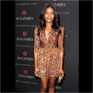 Like NEW! ALTUZARRA for Target Snake Print Dress